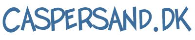 Casper Sand - Illustrator - Logo